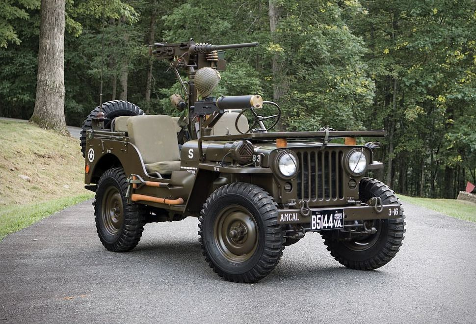 1951 Willys M38 Jeep Jeeps, Vehicle and Jeep truck