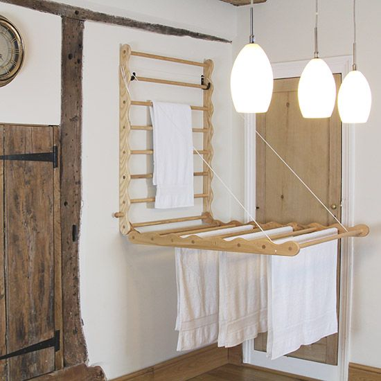 Photo of Novel ways with drying racks | Ideal Home