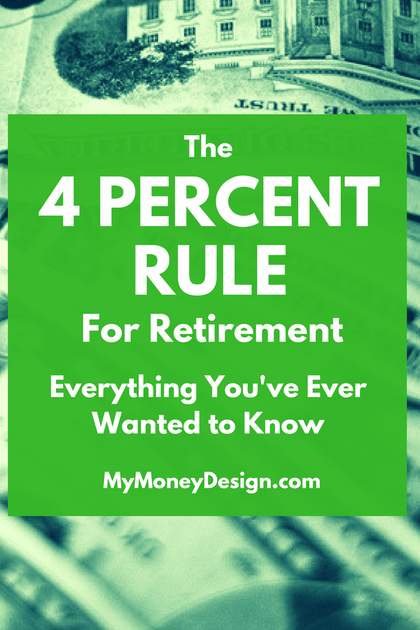 The 4 Percent Rule For Retirement Withdrawals Everything To Know Retirement Money Retirement Advice Retirement Strategies