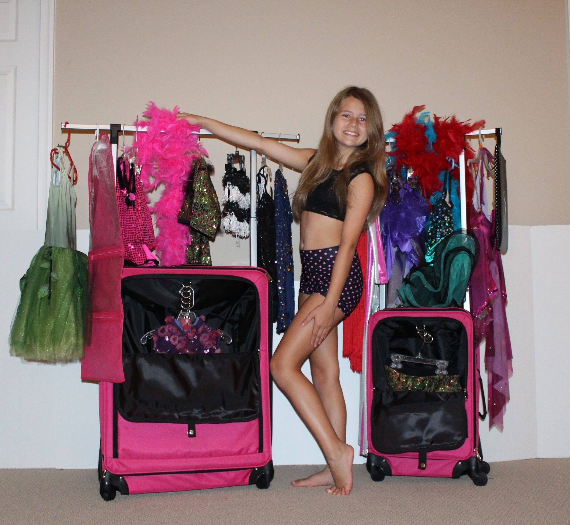 Competition Accessories Dance Bags Costume Garment Bags