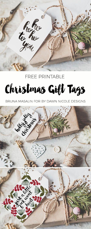 Christmas Gift Tags Pinterest.Free Printable Christmas Gift Tags Pinterest Free