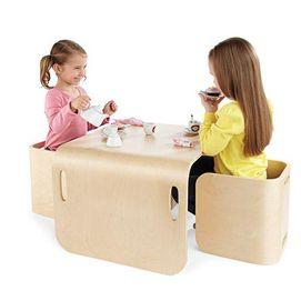 Jupiter Workshops Multi-function Table & 2-Chair Set - Sears ...