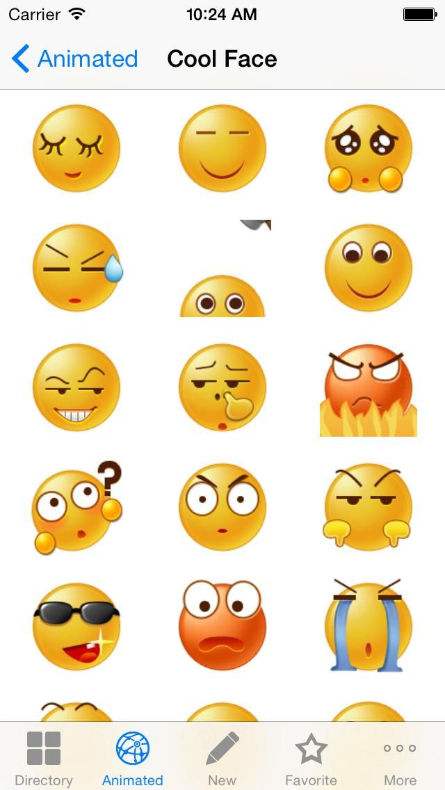 Cool emojis keyboards
