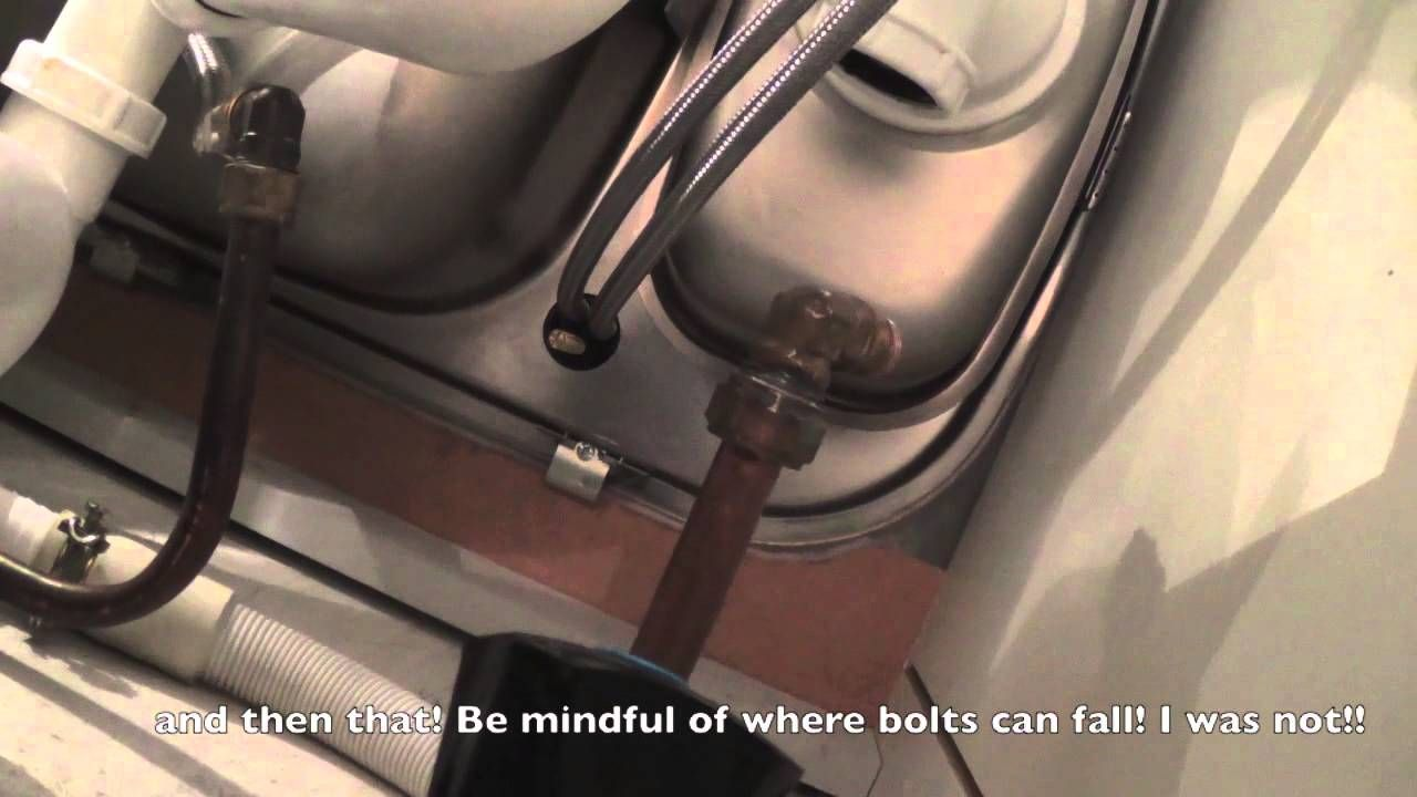 How To Install A Grohe Kitchen Faucet Grohe Kitchen Faucet Grohe Kitchen Kitchen Faucet