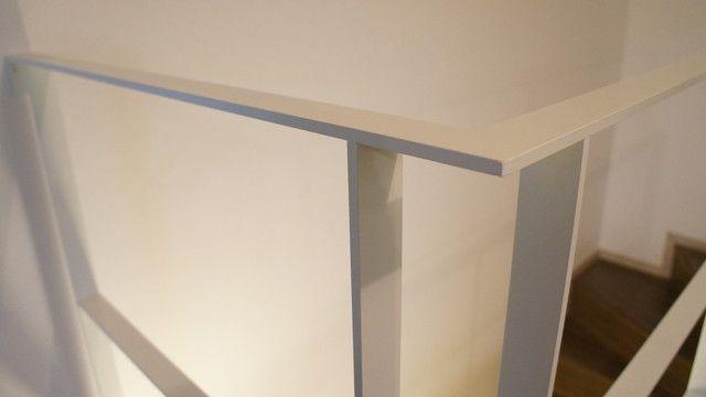 アパート空室対策の秘策 低コストで可能な手摺工事 手摺 アパート スチール