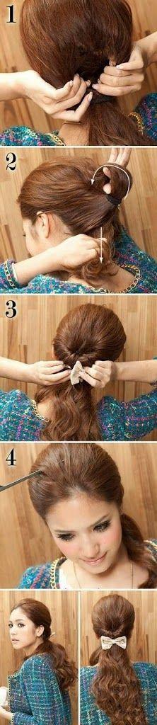 Evening Hair Style Model – 11 Evening Hair Style Ideas #eveninghair