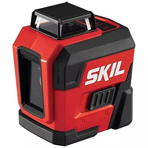 Skil Self Leveling 360 Degree Cross Line Laser In 2020 Laser Levels Laser Skil