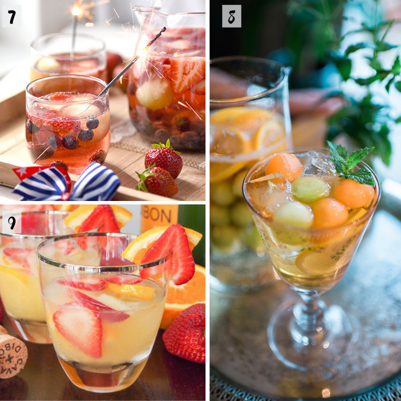 14 Refreshing Sangria Recipes For Summer