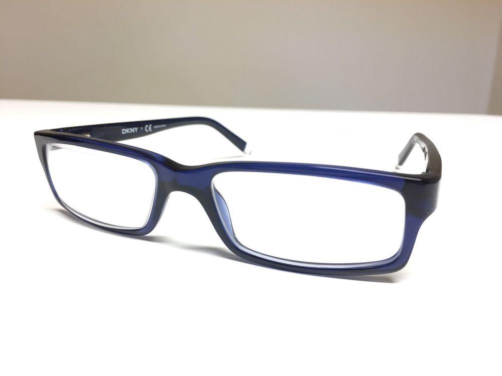 DKNY DY 4614 3172 Women's Eyeglasses Optical Frames Glasses Blue 51MM  | eBay
