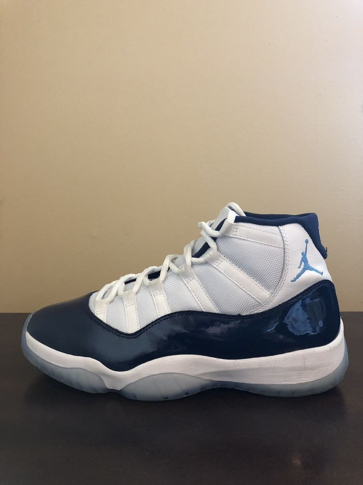 60eb43401a7 Air Jordan 11 Retro UNC Win Like 82 Size 11.5 VNDS Sole Protectors Included  #fashion #clothing #shoes #accessories #mensshoes #athleticshoes (ebay link)