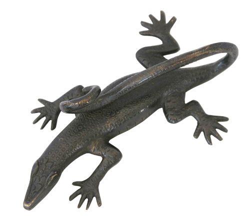 Door Handle Lizard - Door Knockers - Handles - Decoration ...