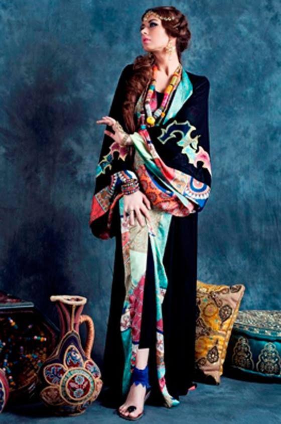 Henna Dress Arab Fashion Abaya Fashion Abaya Designs