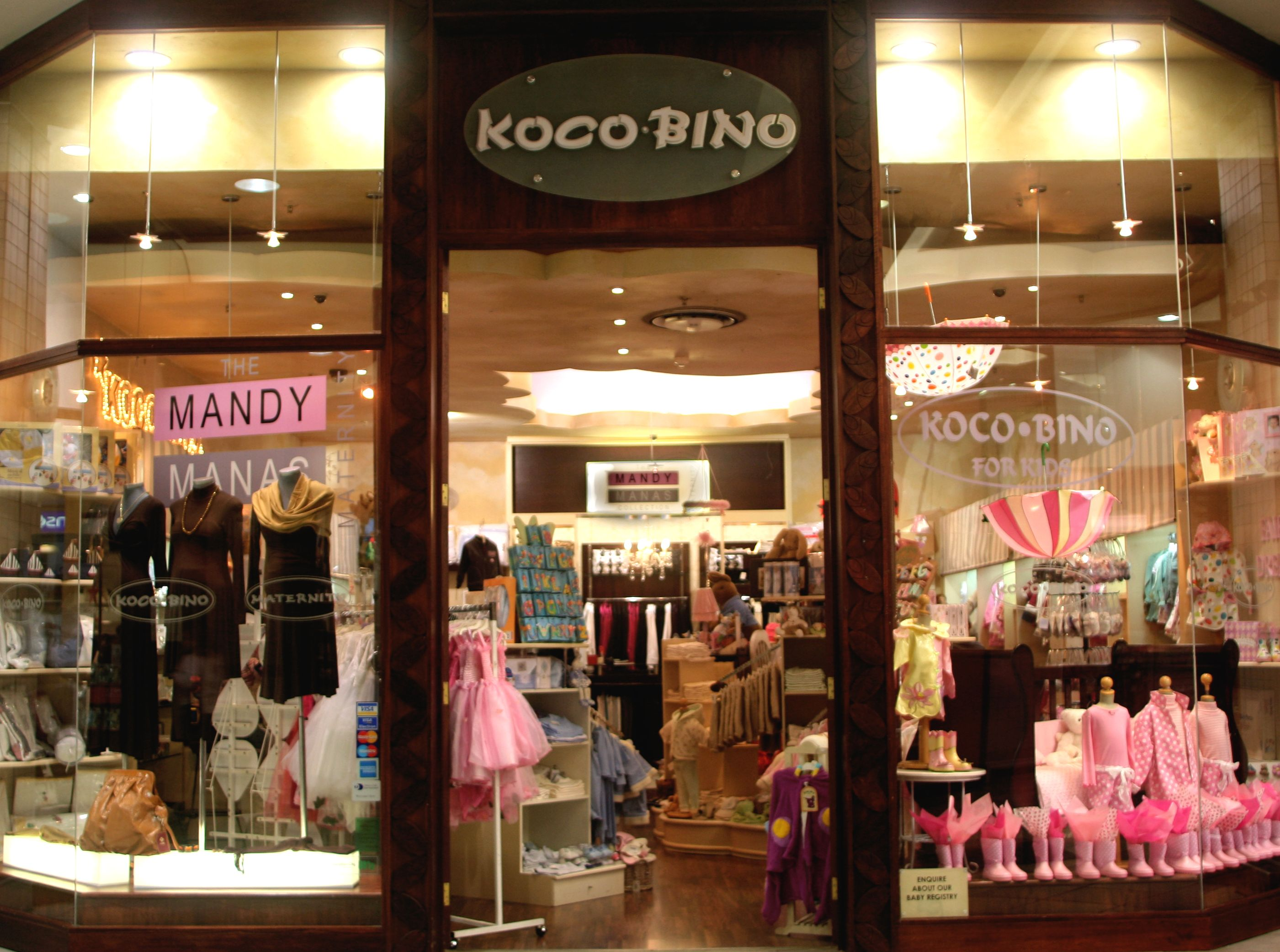 Baby Clothing And Maternity Wear Store At Sandton City