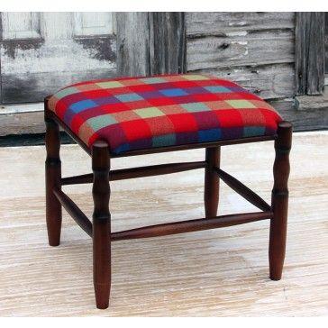 Amazing Woolrich Blanket Furniture   Ottoman