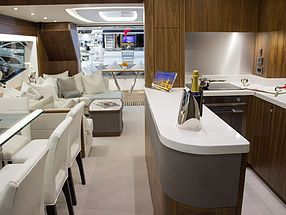 London Boat Show – The Sunseeker luxury yacht company | My Tantalizing Destinations