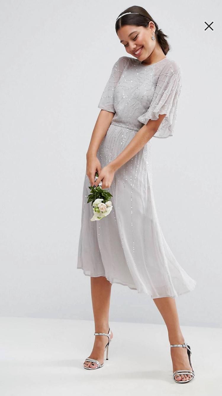 39+ Asos lace up back kaftan sleeve midi dress inspirations