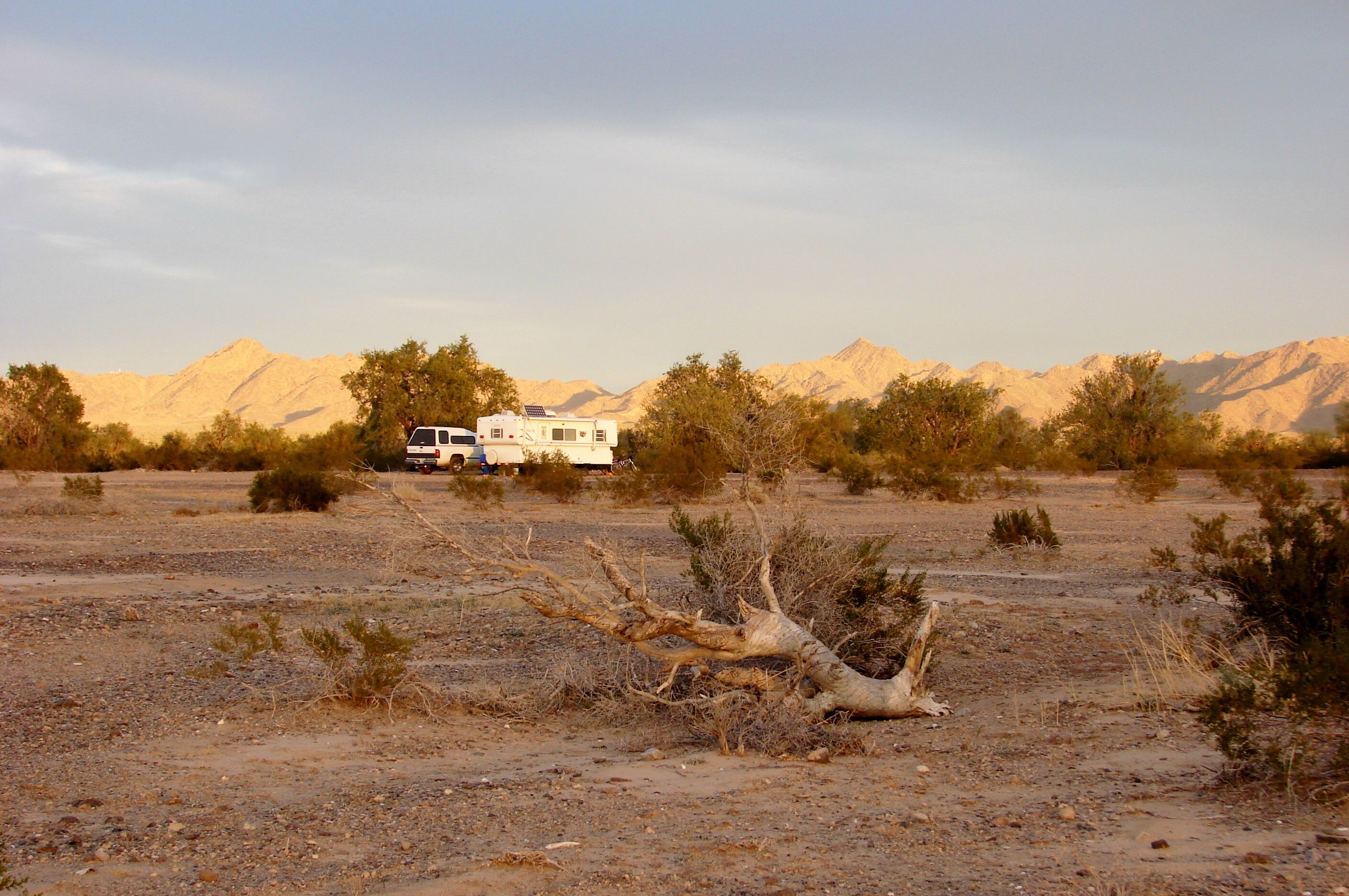 Boondock Camping In Quartzsite Arizona Quartzsite Rv