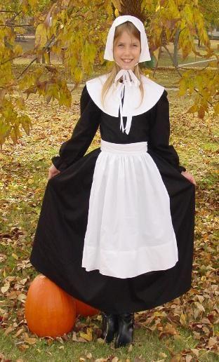 Pilgrimgirl pilgrim girl my boston massachusetts pinterest thanksgiving historical clothing boutique handmade costume pilgrim girl child sizes up to 14 solutioingenieria Image collections