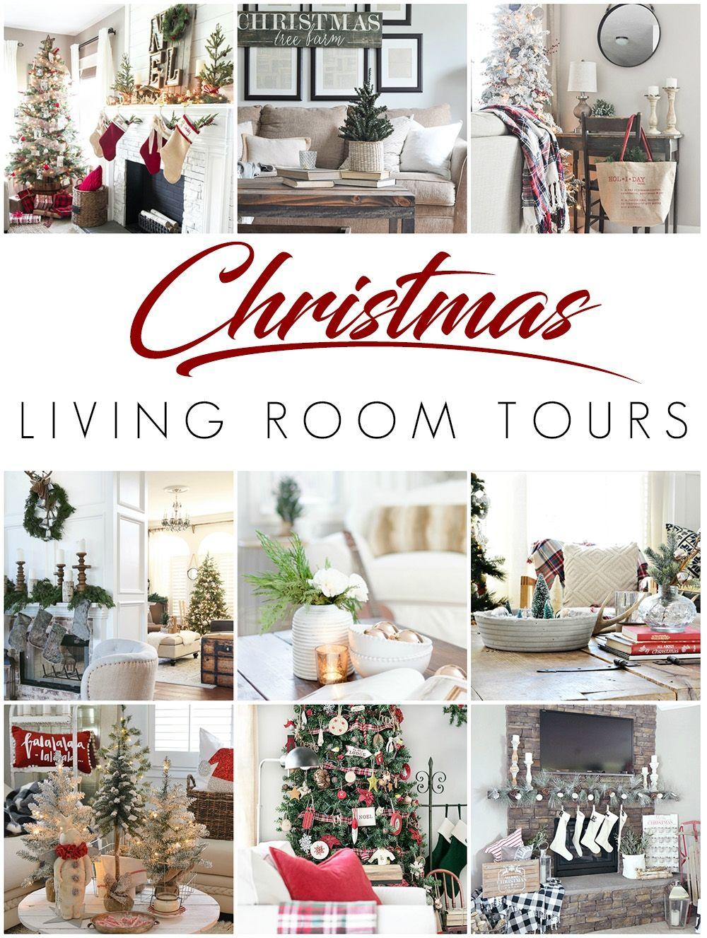 Christmas-Living-Room-Tour.jpg (1000×1327) | Χριστουγεννιάτικη ...