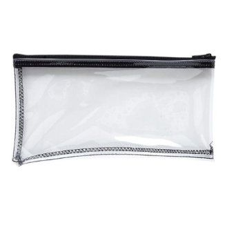Mmf Zipper Top Wallet Bag Wallet Bag 11 X 6 Vinyl 1 Each Clear Mmf Products 7 99 Zipper Wallet Wallet Bag Vinyl