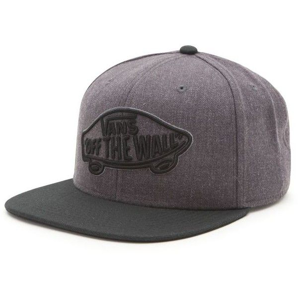 5109a47d98b0 Vans Home Team Snapback Hat ( 26) ❤ liked on Polyvore featuring ...