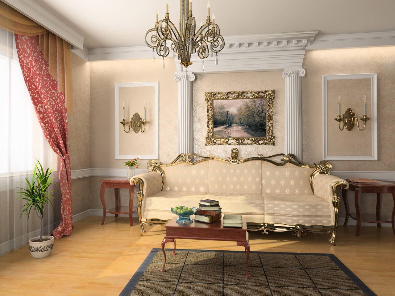 Stupendous Rococo Style Interior Design Decor Wanted Rococo Rococo Download Free Architecture Designs Sospemadebymaigaardcom