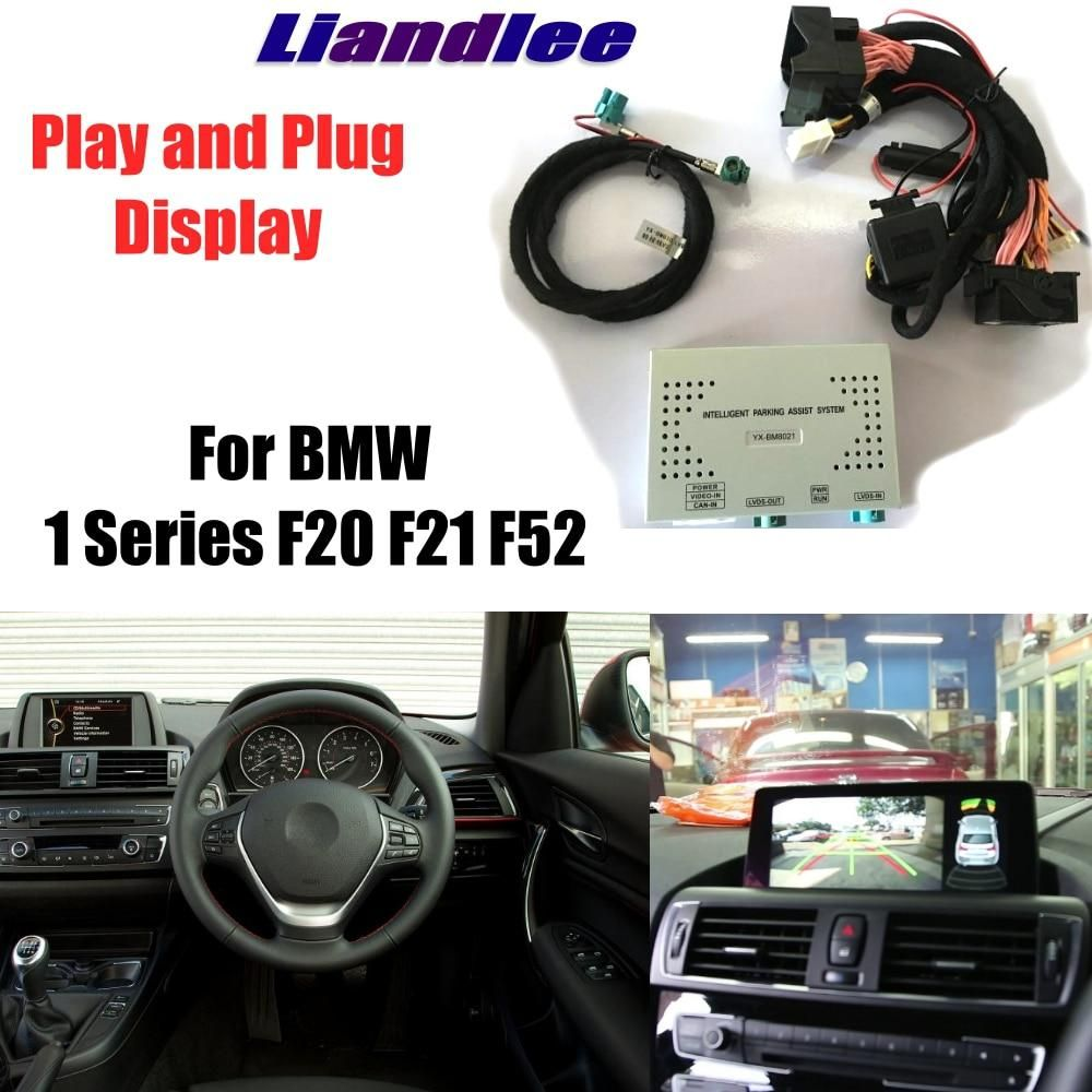 Liandlee Parking Camera Interface Reverse Back Up Camera Kits For