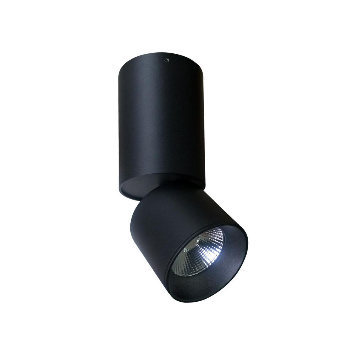 Oprawa Stropowa Natynkowa Nixa Czarna Led Polux Platinium Oprawy Natynkowe W Atrakcyjnej Cenie W Sklepach Leroy Merlin Lamp