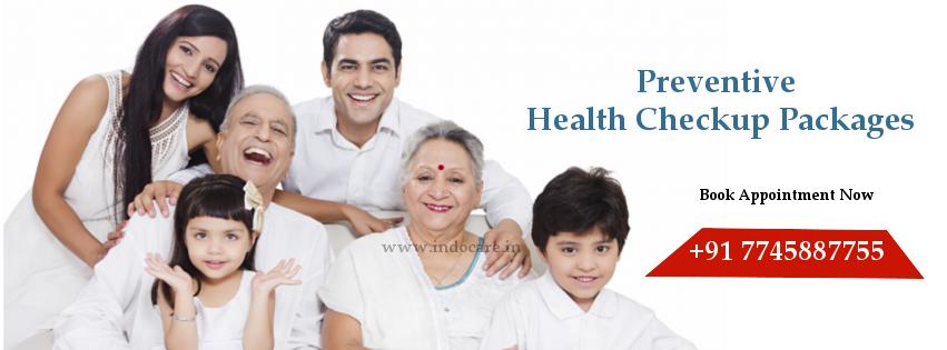 Indocare Diagnostics provide complete health checkup
