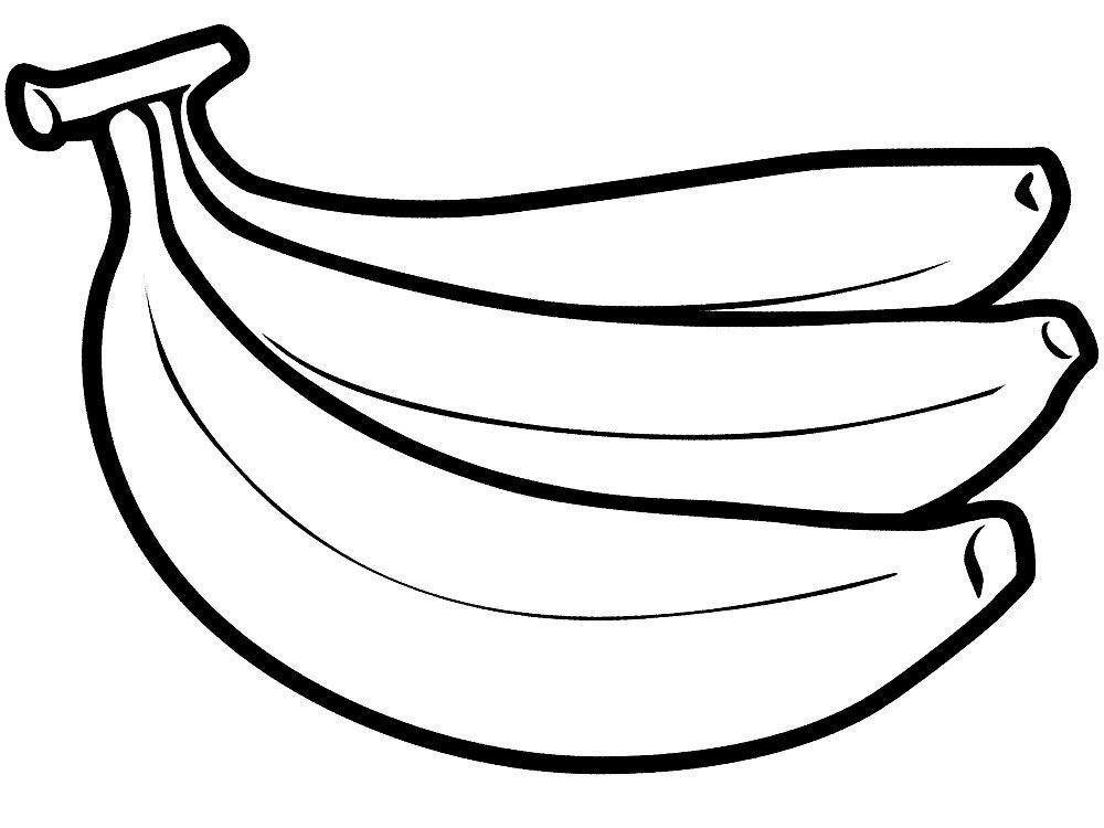 Resultado De Imagen De Para Colorear Faciles De Frutas Dibujos Tiernos Para Colorear Dibujos De Frutas Frutas Para Colorear
