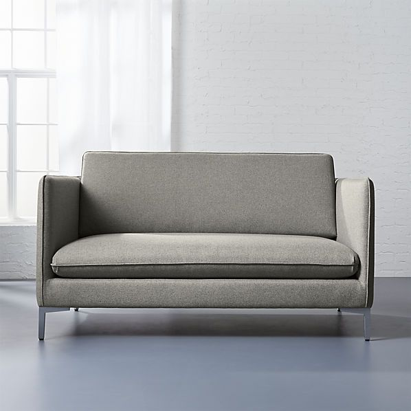 Flatiron Haze Apartment Sofa Alcove In Bedroom Or In Baby S