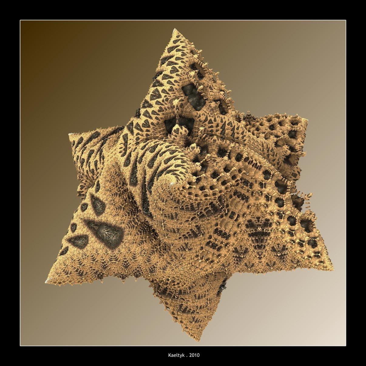 Mandelbulber ::: 3D fractal explorer ::: gallery