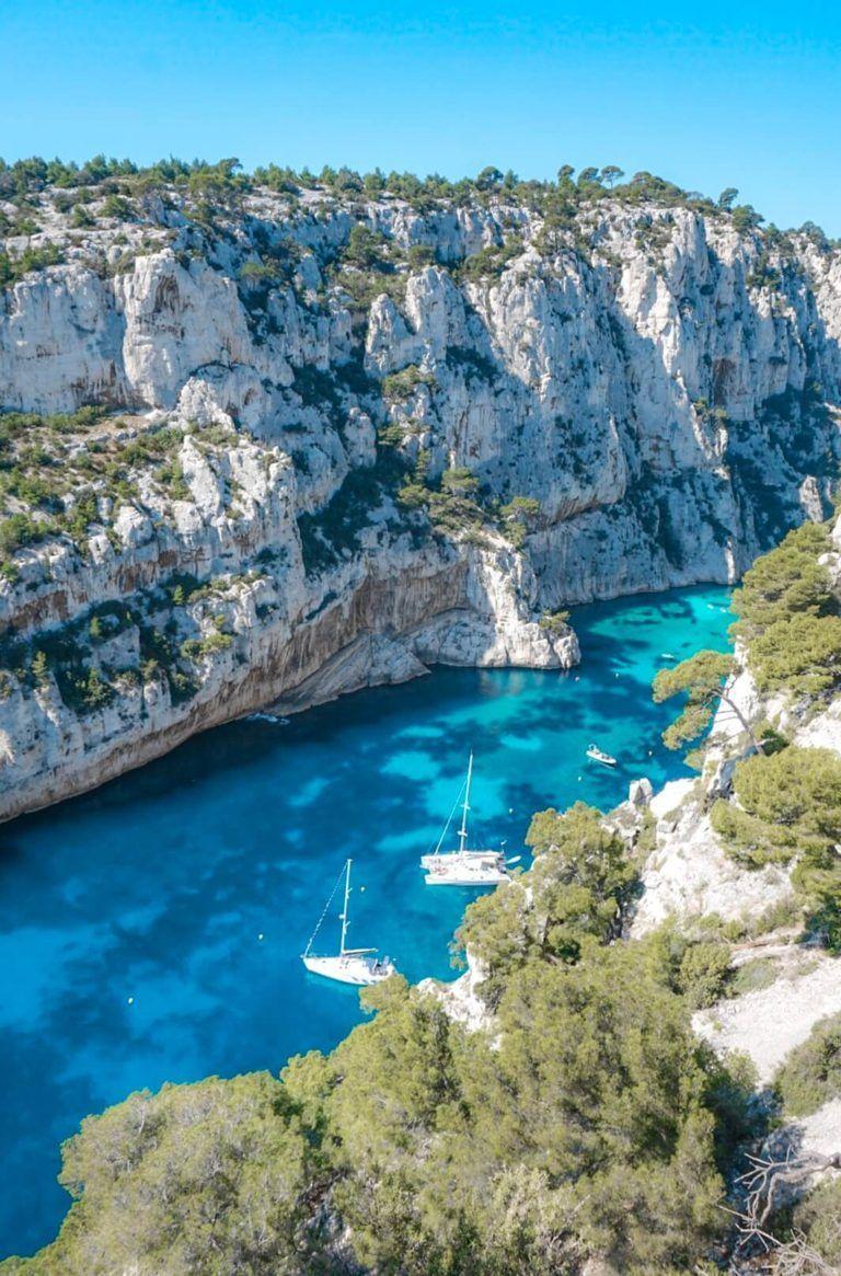 Un Week End Dans Les Plus Belles Calanques De Cassis Et Marseille