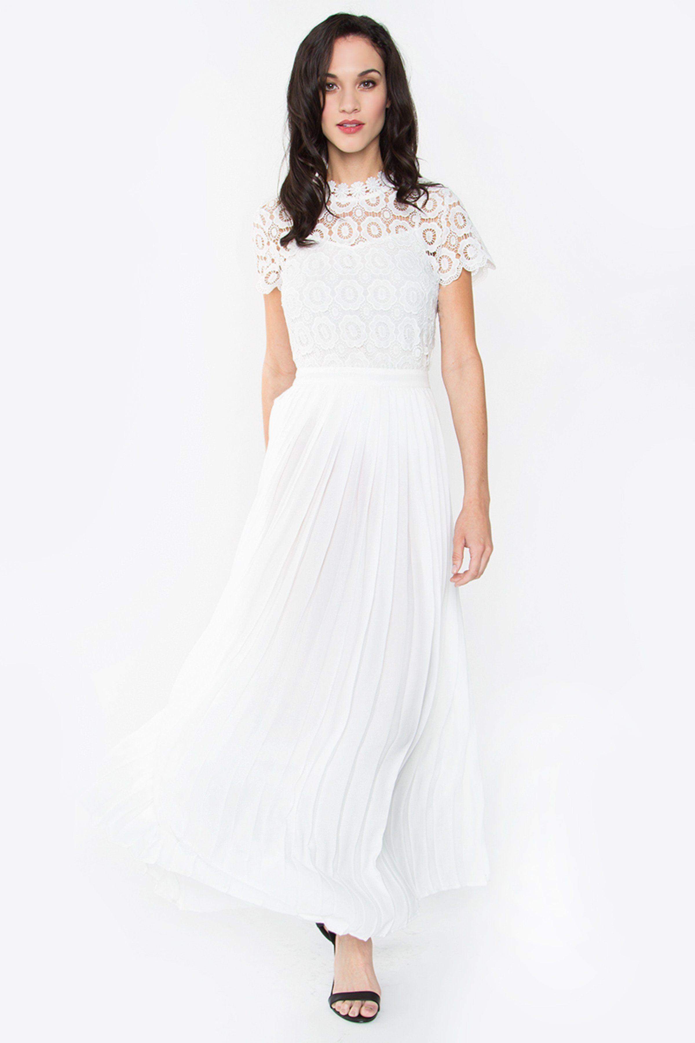 1c6f3a69d1bc Grey Crochet Top Maxi Dress - raveitsafe
