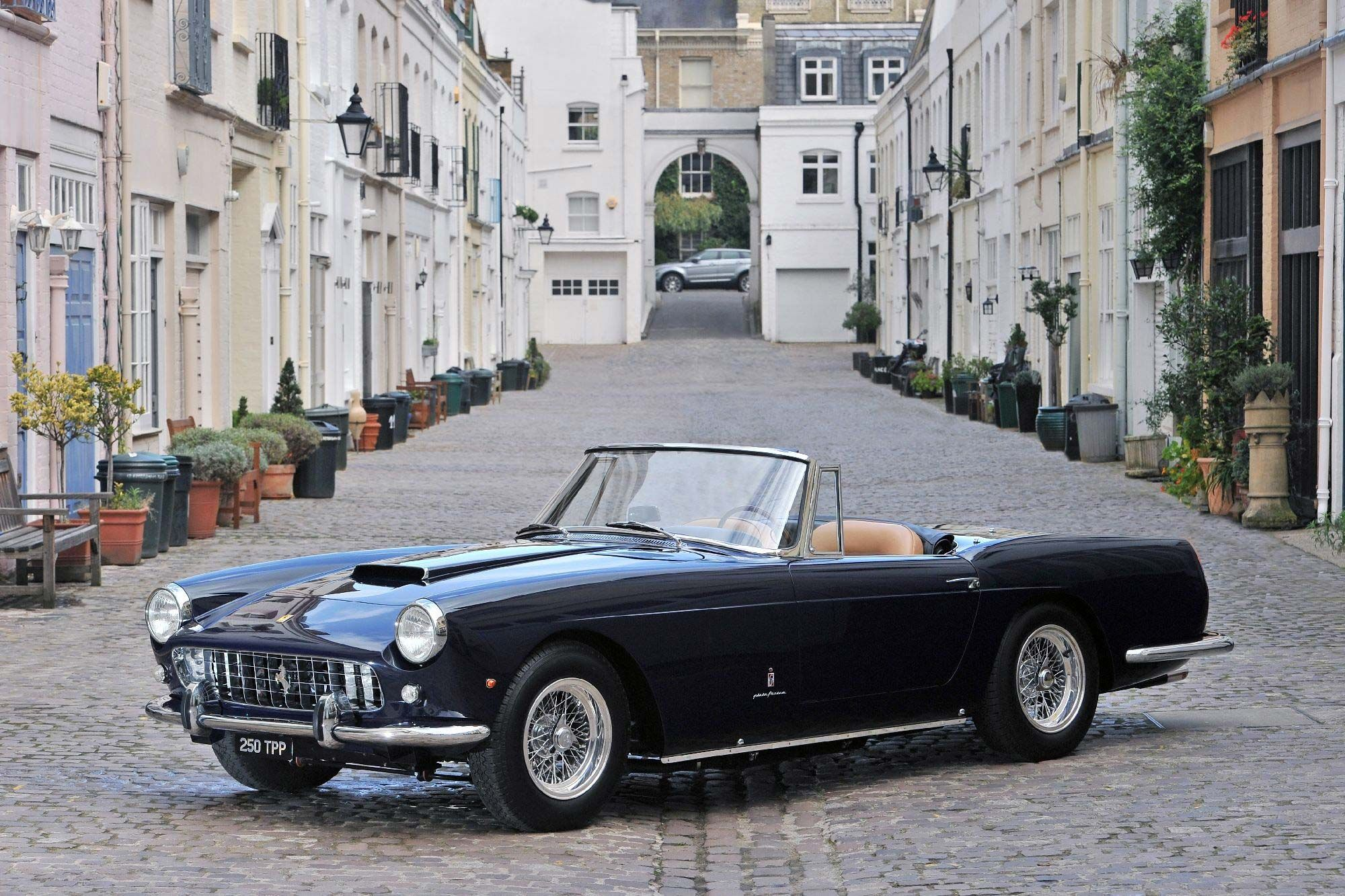 1962 Ferrari 250 Gt Pf Cabriolet Cars For Sale Fiskens