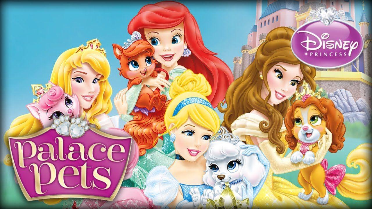Disney Princess Palace Pets New Pets Compilation Blossom