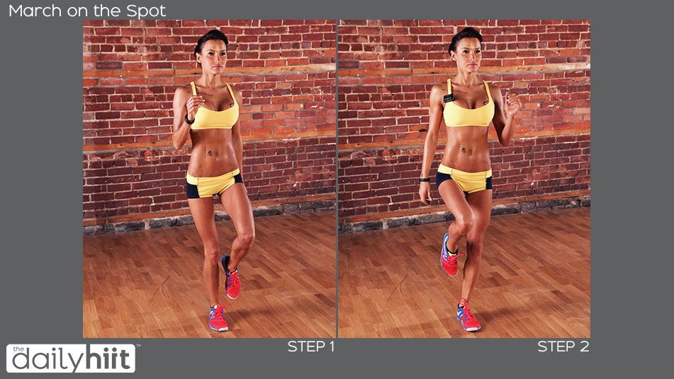 Slim And Sexy - HiitLite #2 | The DailyHiit