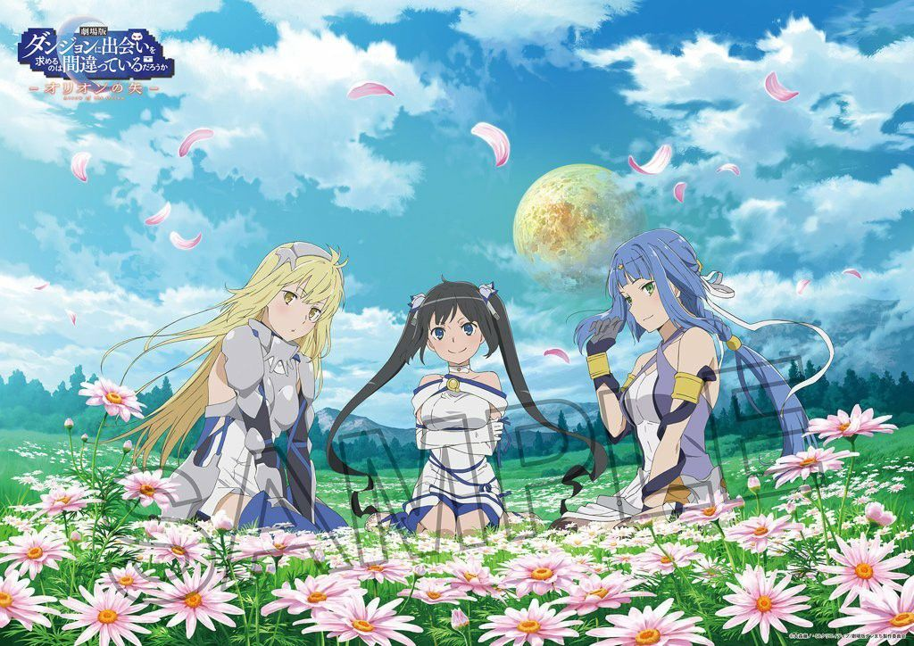 Pin by Shannie on Danmachi | Danmachi anime, Dungeon anime