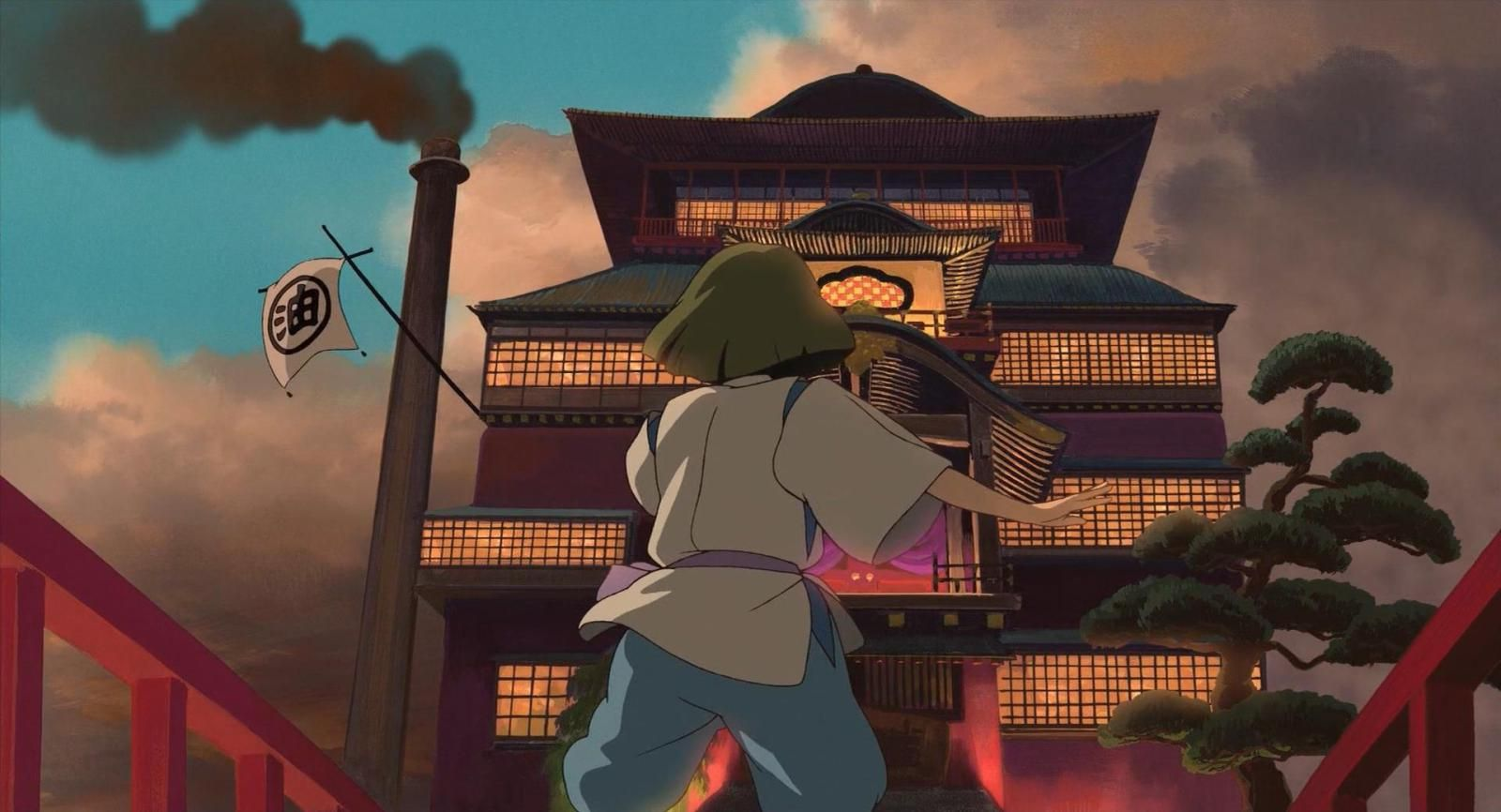 Top 10 Animated Movies Released from 20002010 Ghibli
