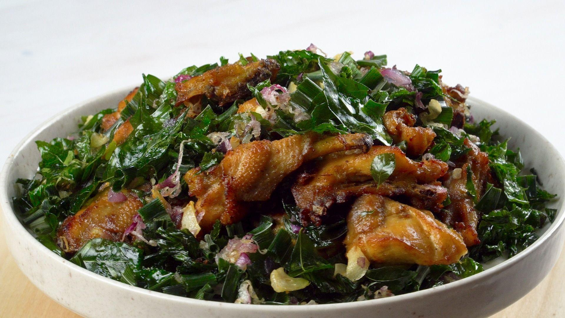 Resep Ayam Tangkap Khas Aceh Resep Resep Resep Ayam Ayam