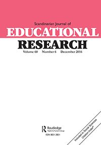 Informed Grounded Theory Scandinavian Journal Of Educational Research Vol 56 No 3 Academic Studies Education Theories