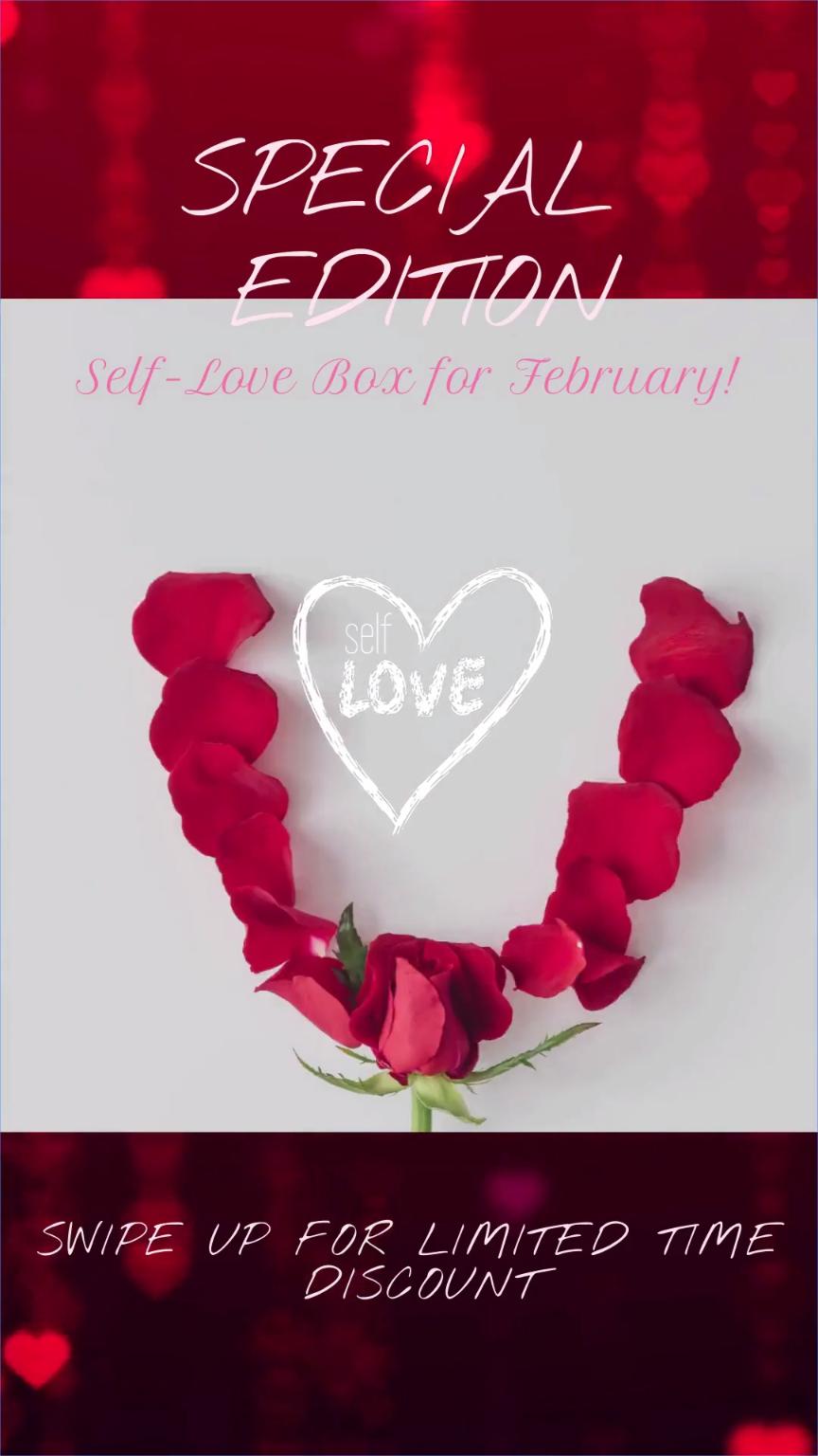 Self-Love Mental Health Gift Box (Value: $120)