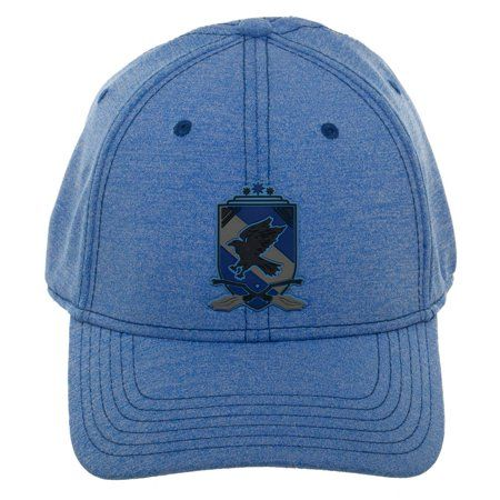 f9a9e9f7086 Harry Potter Blue Ravenclaw Flexfit Hat Image 1 of 2