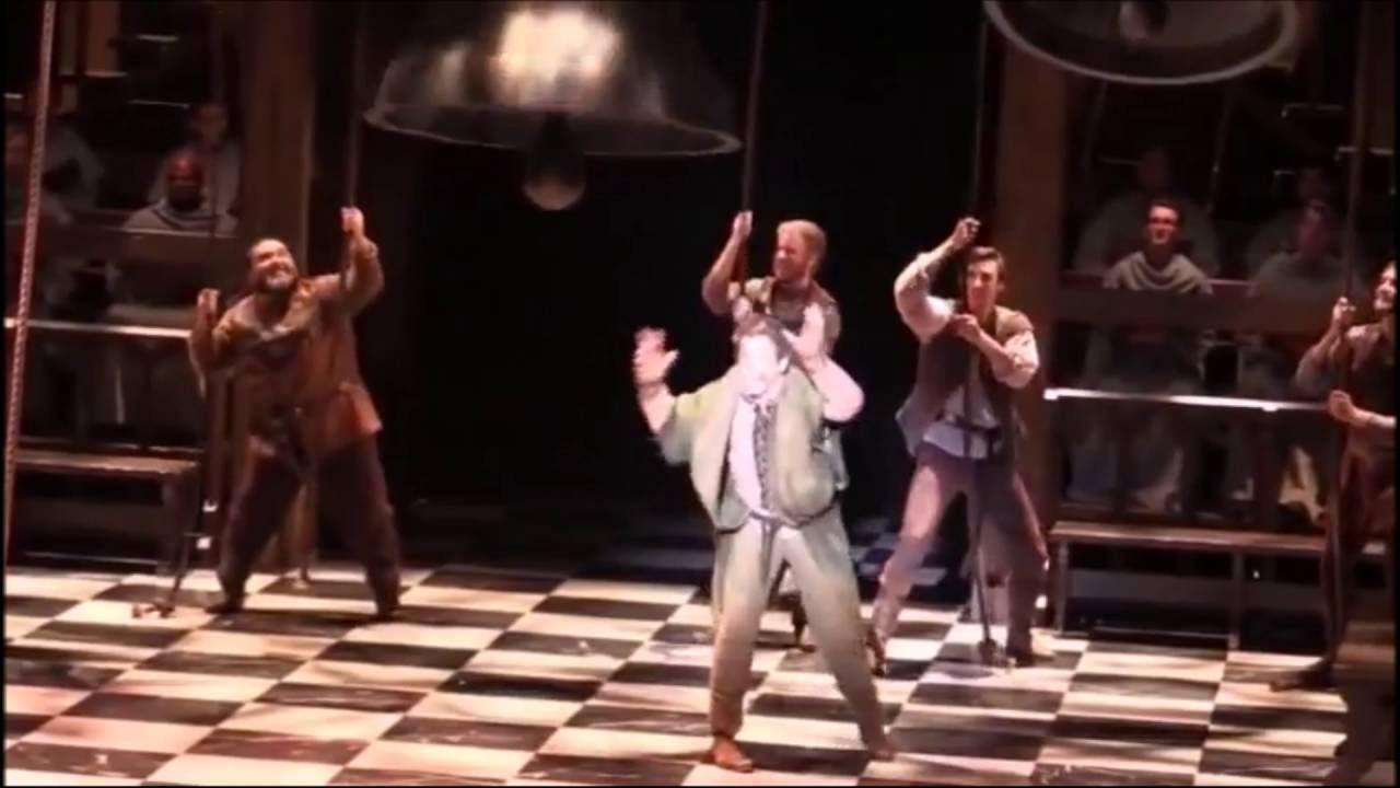 Full Performance Of The Hunchback Of Notre Dame From The Papermill Playhouse Notre Dame Musical Alone Man Notre Dame