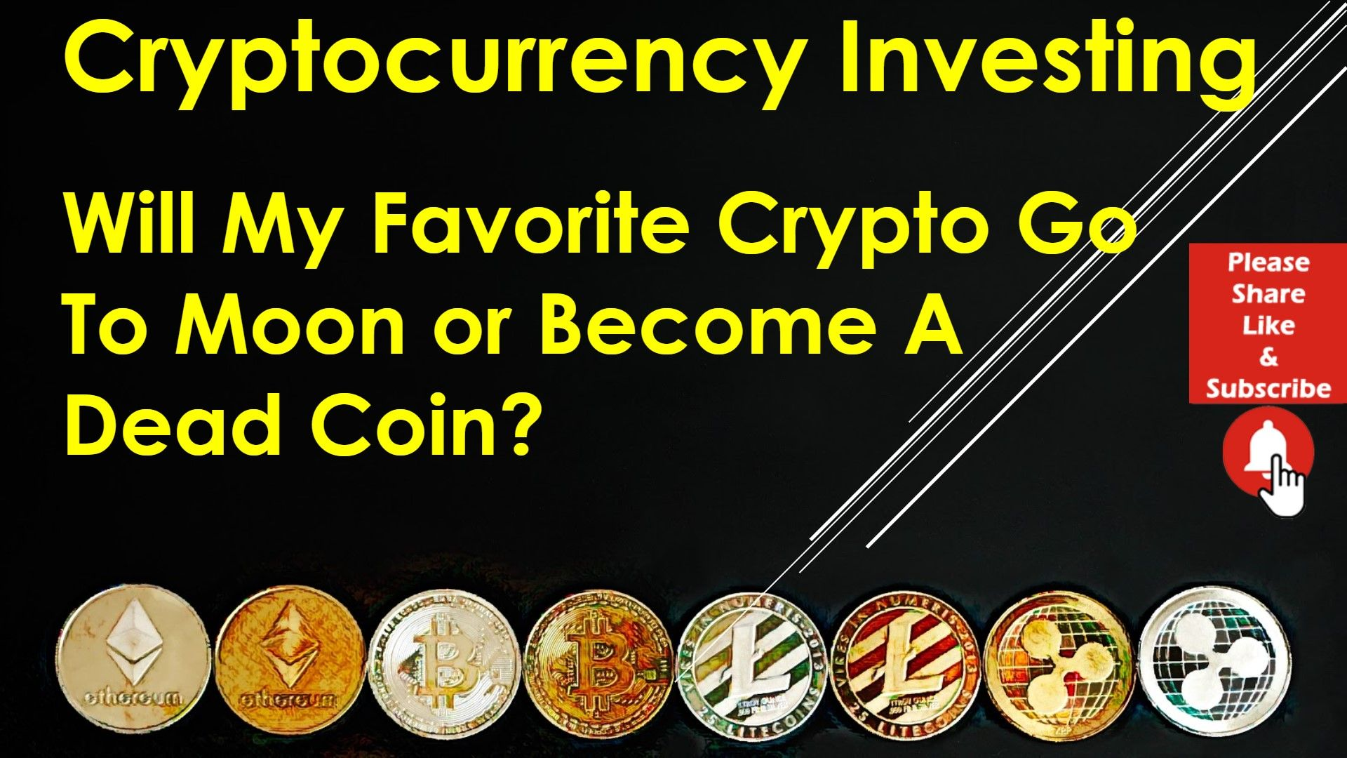 Cryptocurrency Investing Will My Favorite Crypto Go To Moon Or Become A Dead Coin Financial Planner Cryptocurrency Investing