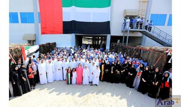 #UAENationalDay45 EGA celebrates 45th National Day