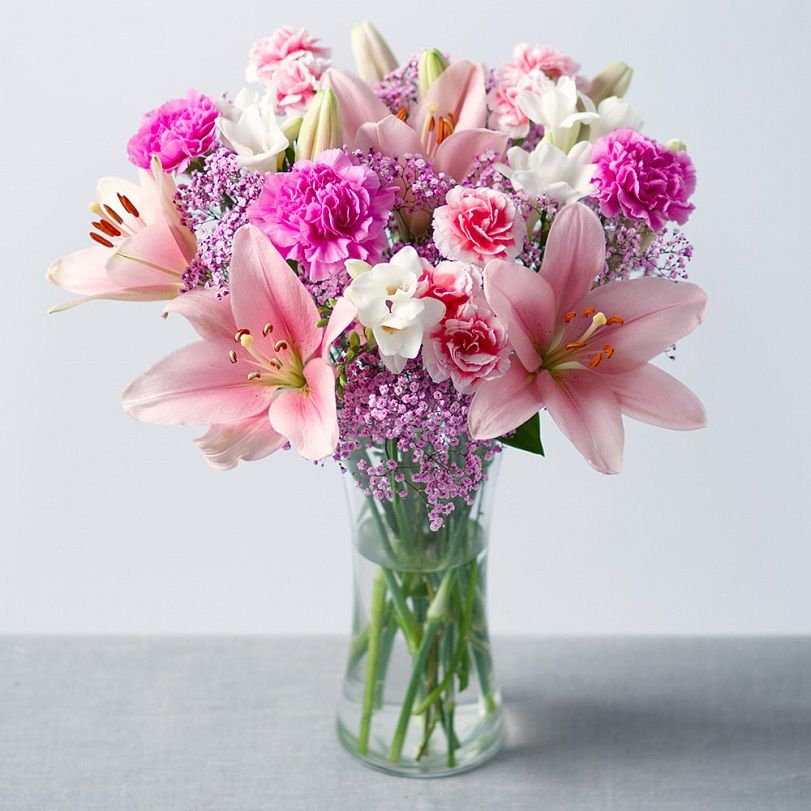 Send Flowers to Noida | Flower bouquet delivery, Online