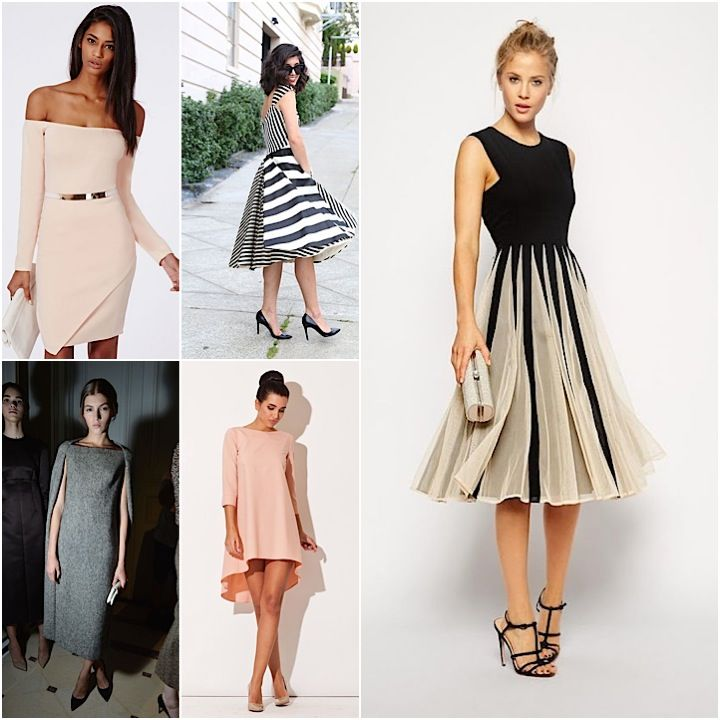 Winter wedding guest dresses we love winter wedding for Winter wedding guest dresses