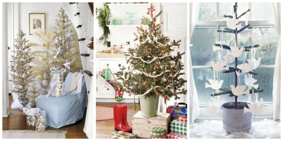 18 Adorable Mini Christmas Trees You\u0027re Going to Love Mini