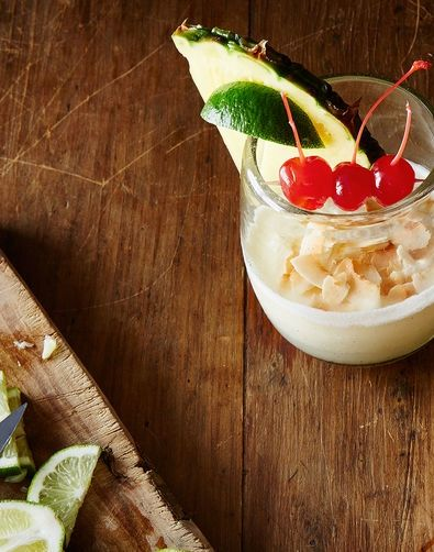 A frozen piña colada recipe you should keep bookmarked for this weekend